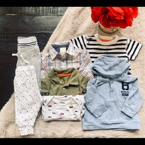 💐🌻3 for 20💐🌻 8 piece Boys Lot
